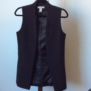 H&M Sleeveless Blazer